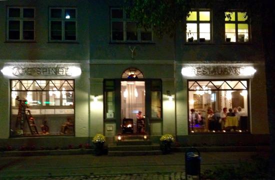 Cafe Spindel