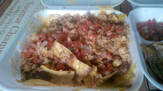 San Pablo Burrito Shop