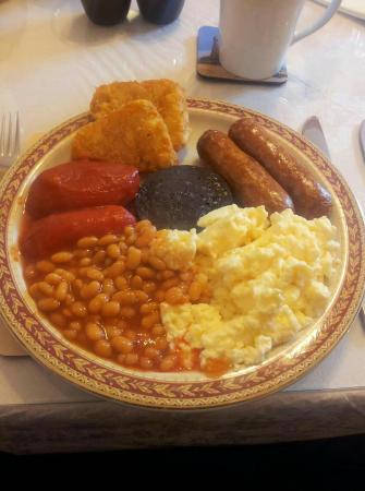 The Hotel Wilmar : Lovely breakfast really enjoyed