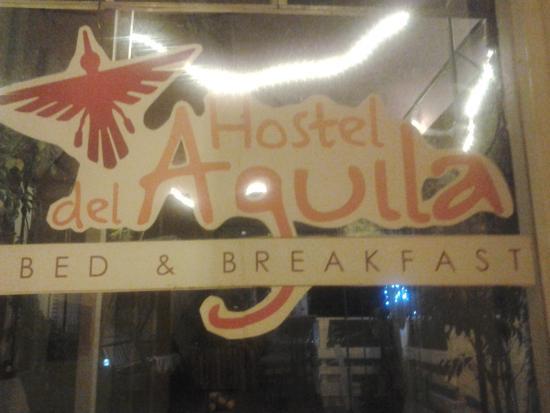 Hostal Del Aguila: Hostal