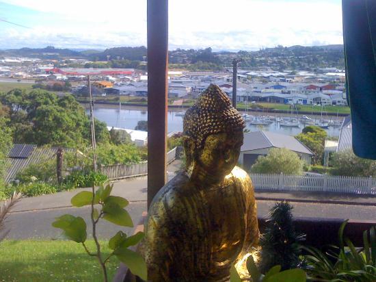 Honey Budget B & B 4 Backpackers: Le Bouddha assure la sérénité