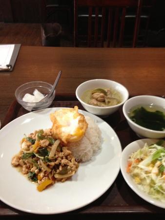 Thai cuisine Seentai