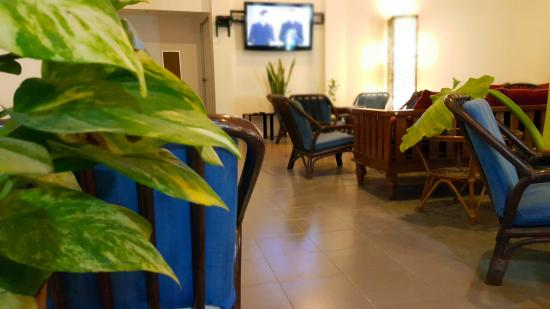 Best Stay Hotel Pangkor Island: Lounge Area