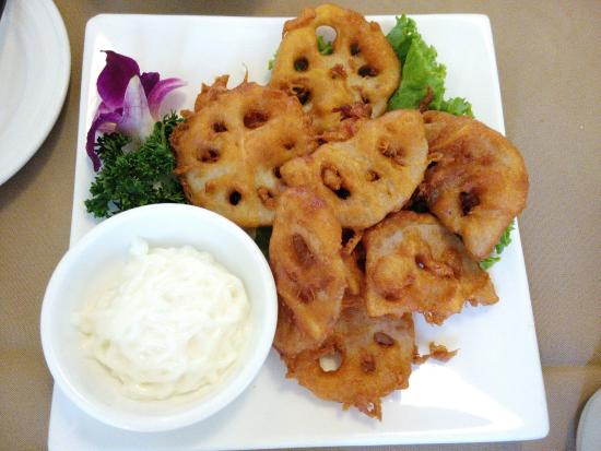 image of lotus root