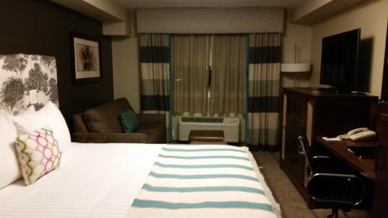 The Kenilworth Hotel : King full view
