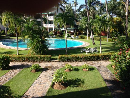 Hotel Residence Playa Colibri: pool- room view