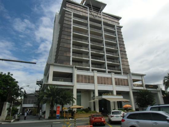 Midas Hotel and Casino: ホテル外観
