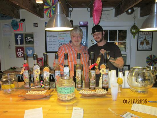 "Bloomery Plantation Distillery: Our ""Funtender"""