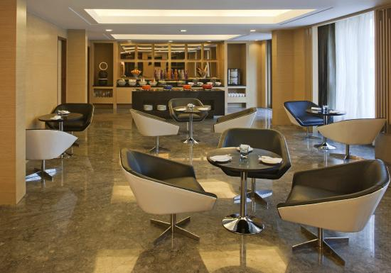 Radisson Blu Hotel Amritsar: Business Lounge