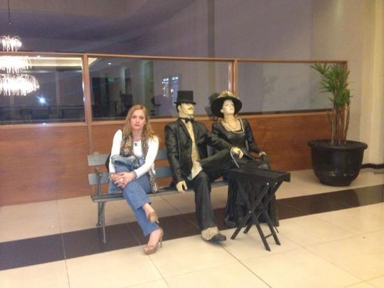 Condado Hotel Casino Goya: Excelente hotel casino