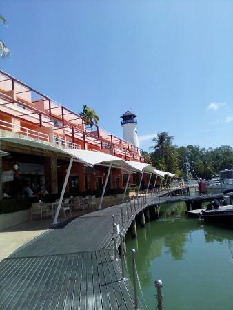 Boat Lagoon Resort, Phuket : Boat Marina