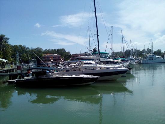Boat Lagoon Resort, Phuket : Boats