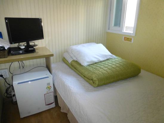 Vestin Residence Myeongdong: 部屋