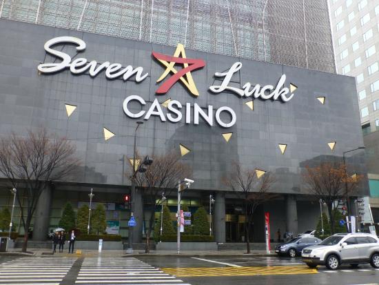 seven luck casino gangnam coex branch gangnam-gu seoul