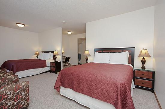 Alexis Park Inn & Suites: guest room
