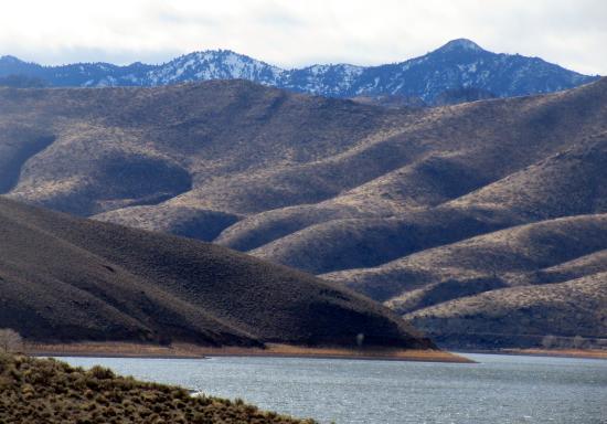 Topaz lake ca nv picture of topaz lake topaz for Topaz lake fishing