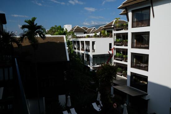 RarinJinda Wellness Spa Resort: Room View