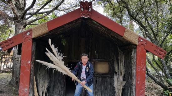 Elite Adventures Rotorua Tours : ABORIGINAL HOUSE