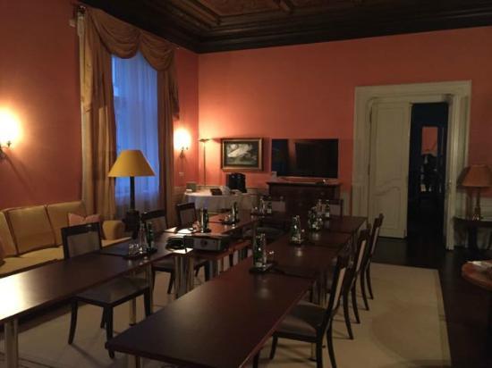 Bild fr n le palais art hotel prague prag for Art hotel prague