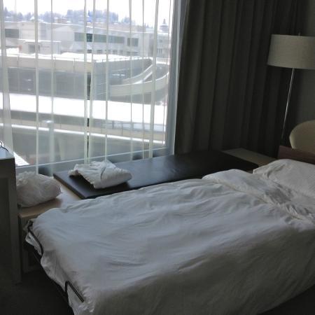 Rollaway bed Picture of Radisson Blu Hotel Lucerne Lucerne