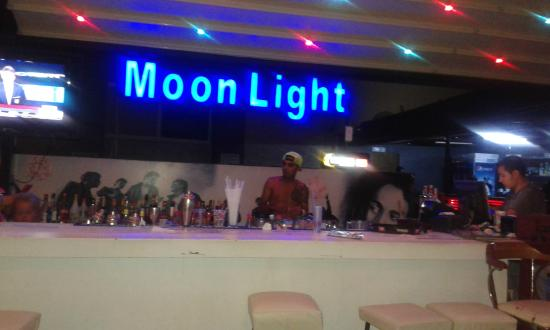 Moonlight bar