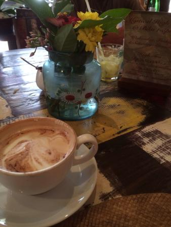 Biku Cafe: Coffee