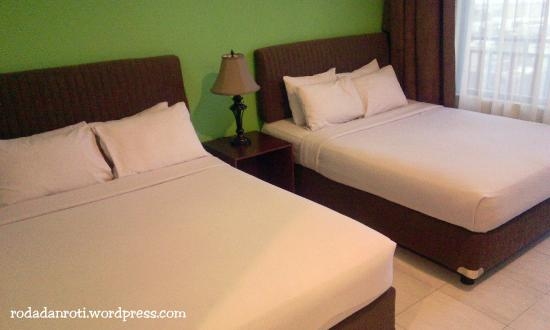 Batu Wonderland Hotel & Resort: Kamr