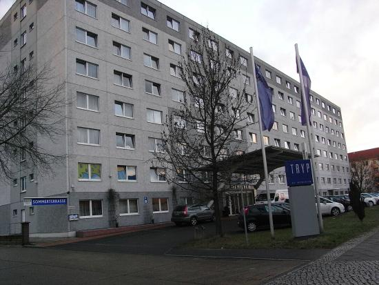 tryp hotel berlin picture of tryp by wyndham berlin city east berlin tripadvisor. Black Bedroom Furniture Sets. Home Design Ideas