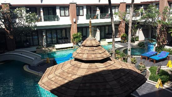 P. P. Palm Tree Resort: pool
