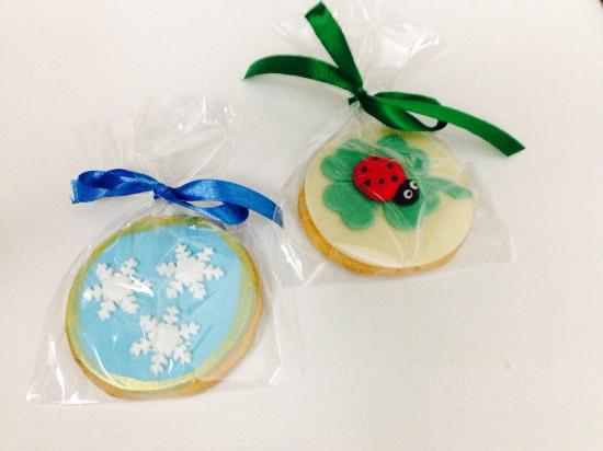 Albergo al Viale: Biscotti del buon anno