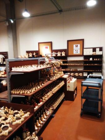 thun store - picture of thun store, mantua - tripadvisor