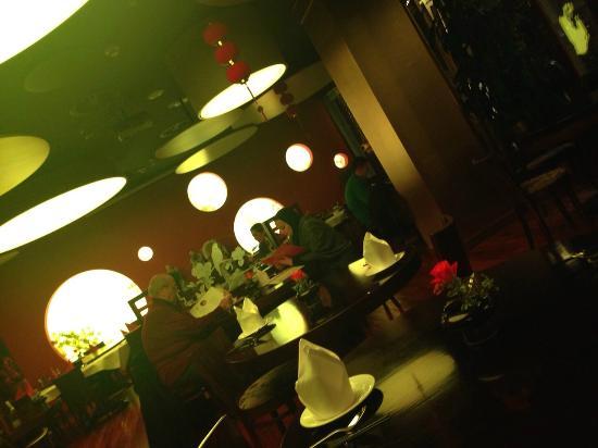 San San China Restaurant : Foto interna