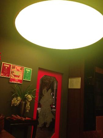 San San China Restaurant : foto do restaurante