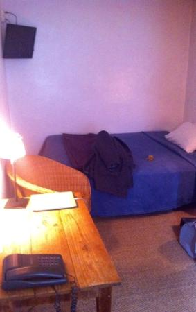Hotel Andersen : chambre 1 personne