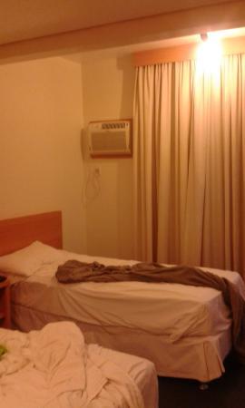 Hotel Farol da Ilha : Camas