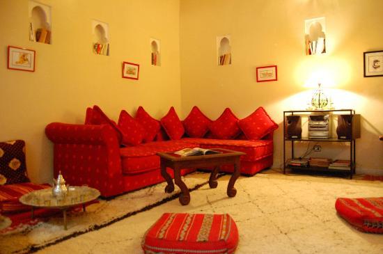 Marhbabikoum: le grand salon