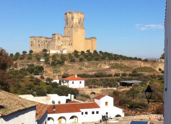 Castillo de Belalcazar: sotomayor