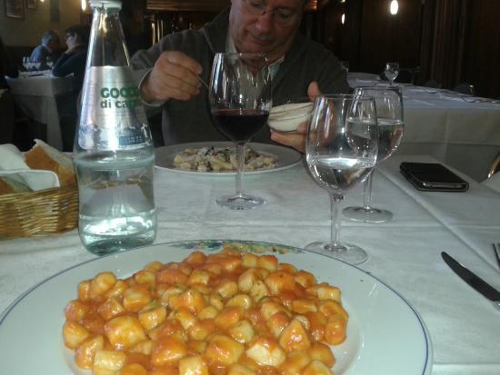 Hotel Willy: Gnocchi