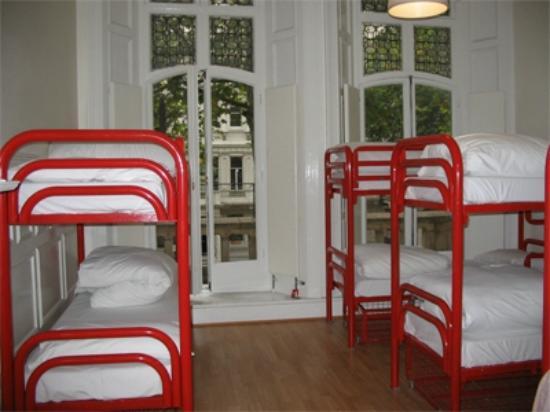 Hyde Park Hostel : Quarto