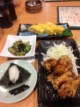 Wings Furaibo Meieki-nan