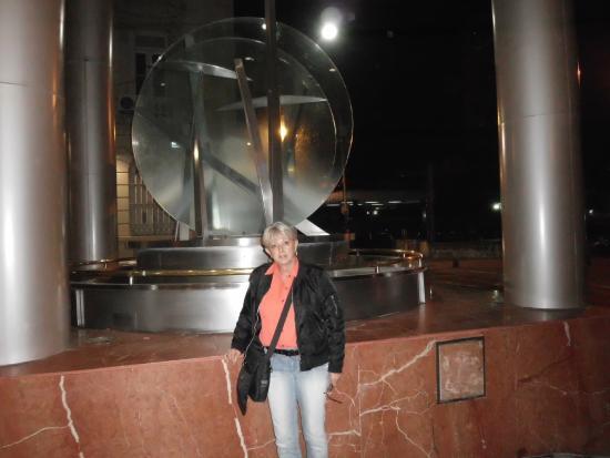 Amerian Buenos Aires Park Hotel: entrada do Amerian