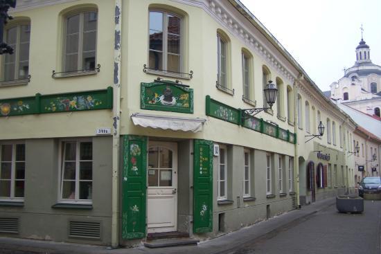 Poniu Laime Cafe: Кафе