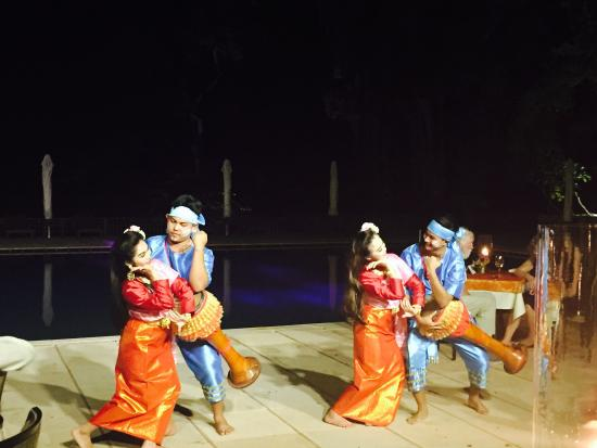 The pavilion taste of Siam night
