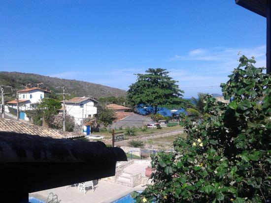 Coronado Beach Hotel: Nuestra vista desde el balcón de la habitación