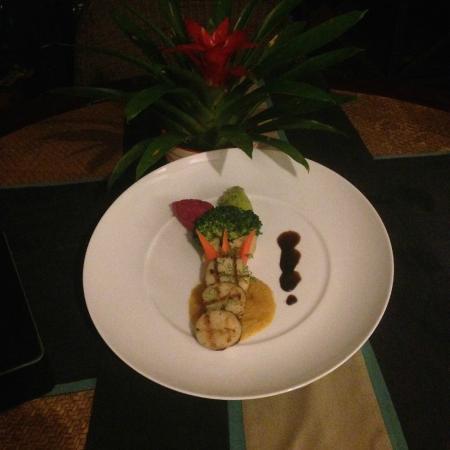 Bagan Lodge: Great Dinner