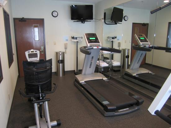 Holiday Inn Express Hotel & Suites Dubois: Fitness Center