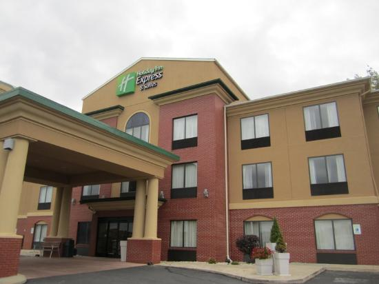 Holiday Inn Express Hotel & Suites Dubois: Fresh new look