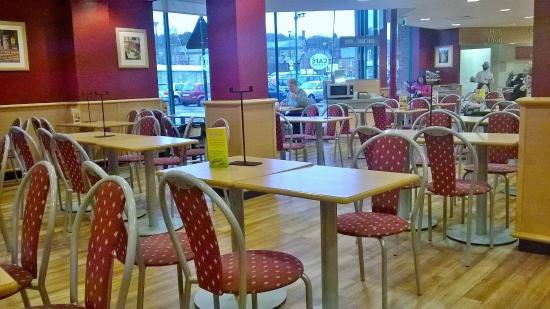 Cafe Morrisons