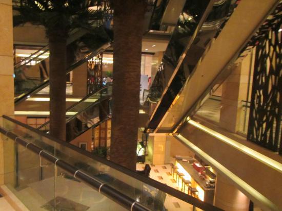 Bohao Radegast Hotel Beijing: escaleras