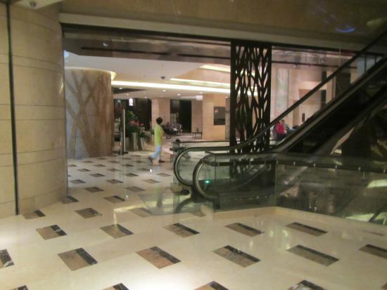 Bohao Radegast Hotel Beijing: pasillo